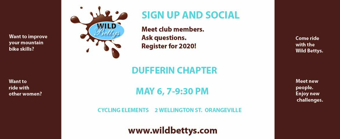Sign Up Dufferin 2020
